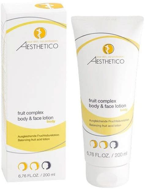 fruits b complex aesthetico fruit complex lotion