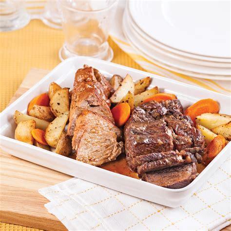 porc cuisine r 244 tis de porc et de boeuf recettes cuisine et