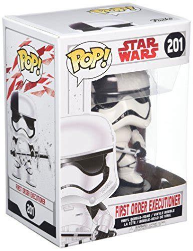 Funko Pop Original Wars Viii The Last Jedi Chewbacca With Porg funko pop wars the last jedi order executioner stormtrooper collectible figure