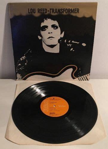 Vinyl Lou Reed popsike lou reed transformer vinyl lp rca dynaflex lsp 4807 1972 auction details