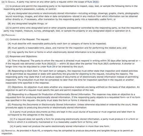 frcp rule 34 associate s mind