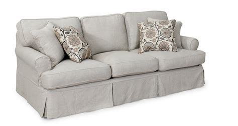 sofa with attached seat cushions cushion slipcovers sofa slipcovers for sofas with attached