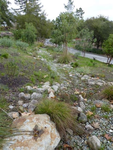 stream bed 16 best images about swales on pinterest