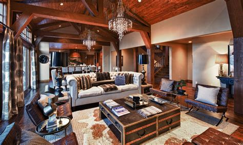 rustic style interior design decorating your space with steunk style hotpads