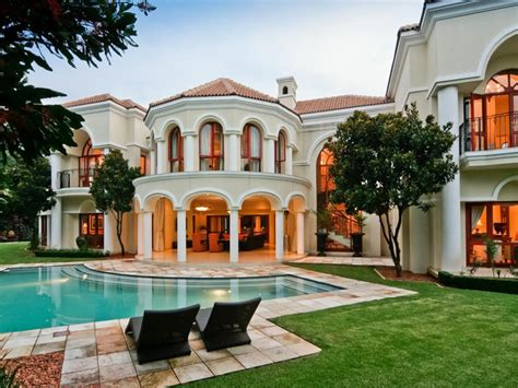 south mansions kenny kunene house mansion style