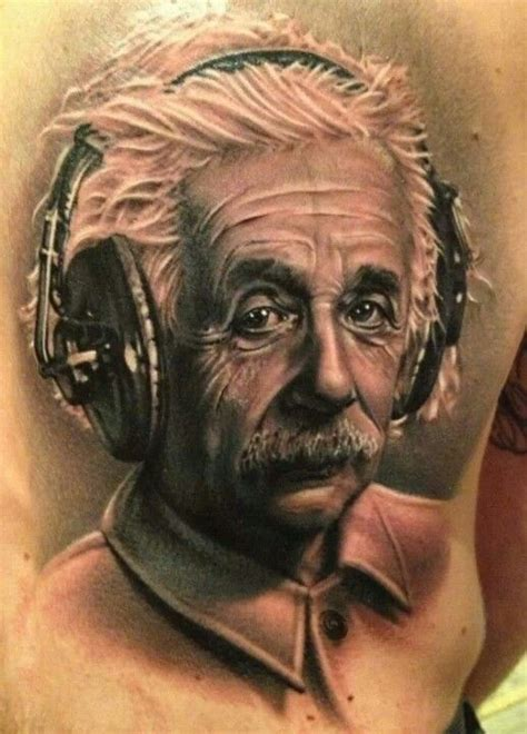 albert einstein tattoo einstein albert einstein