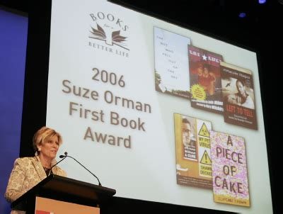 biography book awards about suze orman the personal professional biography