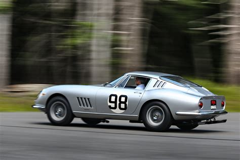 Ferrari 275 Gtb by Ferrari 275 Gtb C No 6 Of 12 Built Heads To Gooding