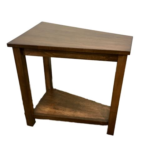 wedge accent table wedge table home envy furnishings