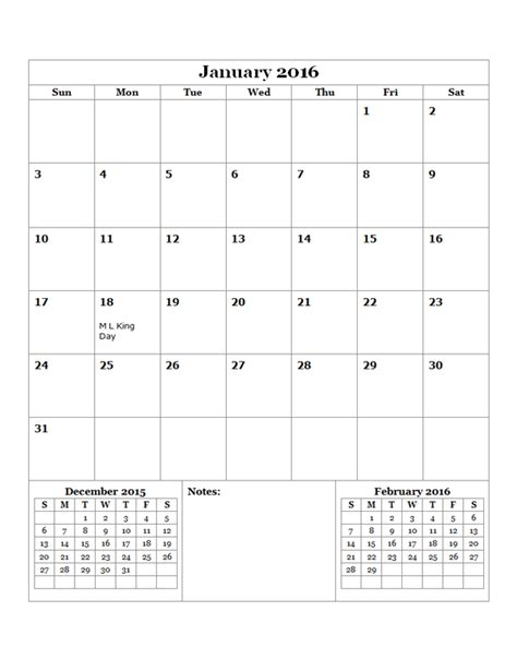 printable quarterly calendar 2016 search results for printable portrait monthly calendar