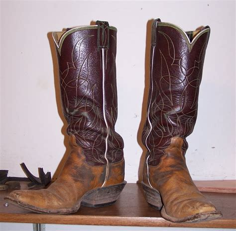 custom cowboy boots custom cowboy boots shoes discussion board finishing tips