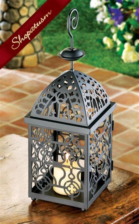 12 Wholesale Lanterns Black Moroccan Wedding Centerpiece Birdcage Centerpieces Wholesale