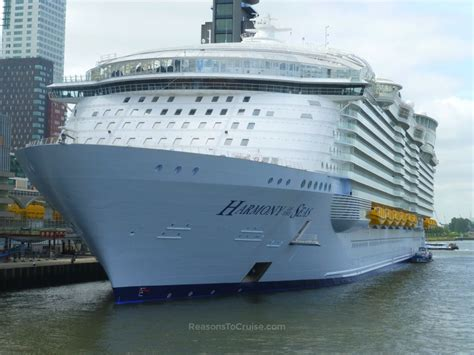 harmony of the seas harmony of the seas preview cruise review reasons to