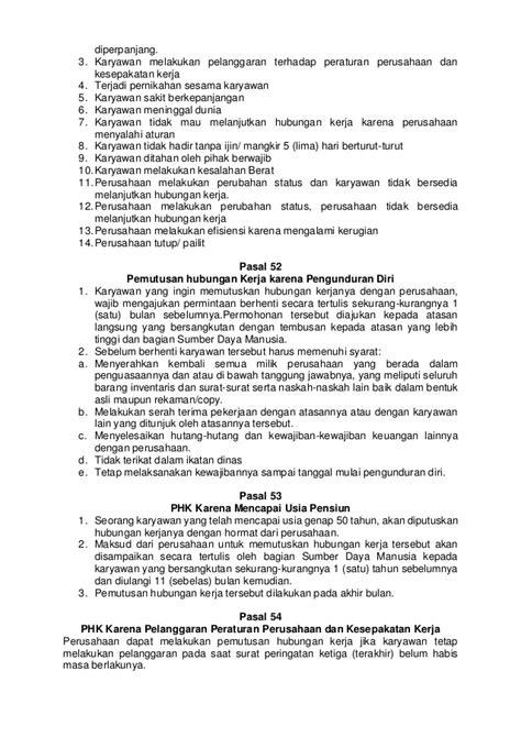 contoh surat kontrak kerja per 3 bulan contoh peraturan perusahaan bucah