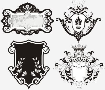 design elements cdr ornaments cdr vector corel draw tutorial and free vectors