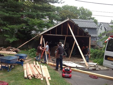 ticos roofing in south orange garage renovation siding framing roofing new garage