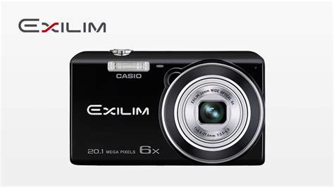 exilim casio exilim digital cameras products casio