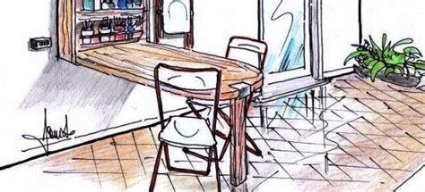 tavolo da parete tavolo a muro da esterno