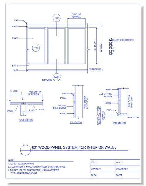 Cable Trellis System Wood Paneling Caddetails Com Caddetails