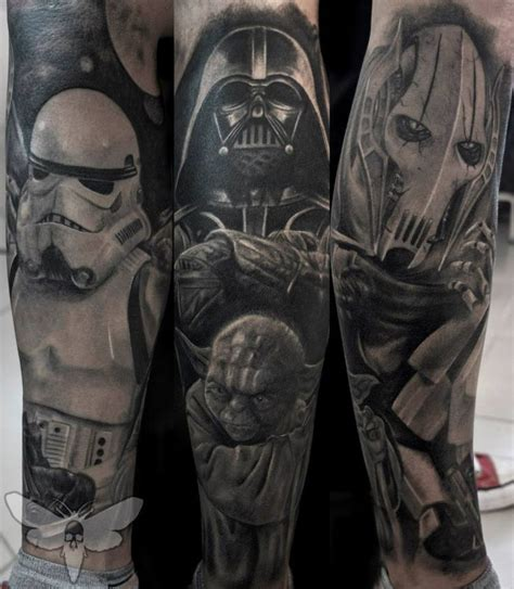 star wars tattoos for men best designs and ideas for guys
