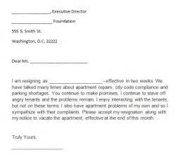 40 two weeks notice letters amp resignation letter templates