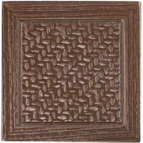 marazzi montagna bronze 2 in x 2 in metal resin