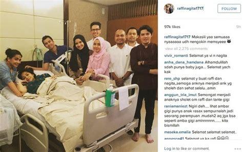 Kereta Dorong Bayi Raffi Ahmad zaskia sungkar dan irwansyah jenguk bayi raffi ahmad nagita slavina berita olahraga terupdate