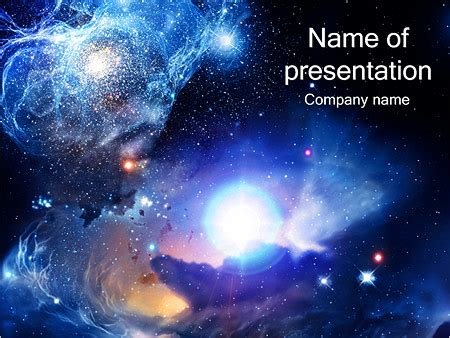 galaxy themes for powerpoint 2010 universe powerpoint template backgrounds id 0000002408