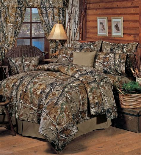 Sheets And Bedding by Realtree 174 Ap All Purpose Camo Bedding Comforter Set