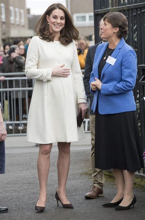 duchess of cambridge catherine duchess of cambridge visits the pegasus primary
