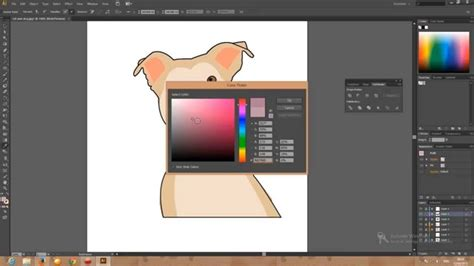 adobe illustrator cs6 youtube how to draw a dog in adobe illustrator cs6 youtube