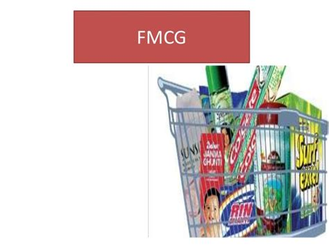 In Fmcg Sector For Mba by Fmcg Unitedworld School Of Business