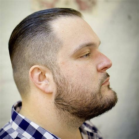 hairsytle for fat man 45 best haircuts for quot fat quot faces find your perfect one 2018