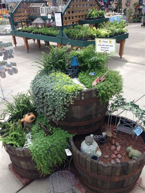 346 Best Fabulous Fairy Gardens Images On Pinterest Gnome Garden Ideas