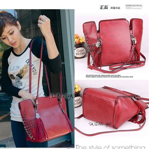 Ready Tas Import Akb377 2in1 ready 132 grosir tas batam tas fashion import