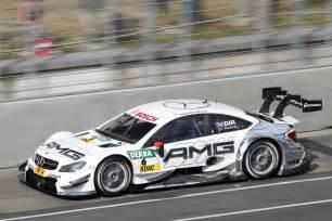 Racing Mercedes Mercedes Dtm Race Moscow