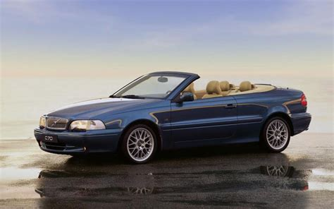 1997 volvo c70 convertible related infomation