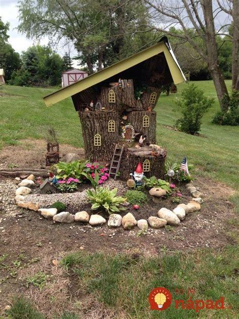 rozpravkovych inspiracii na zahradne dekoracie ktore