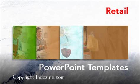powerpoint themes retail retail powerpoint templates
