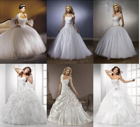 Wedding Dresses By Type by Wedding Dress Happilyeverafter13
