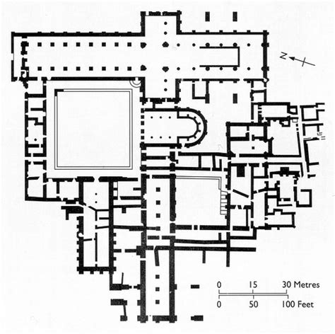 monastery floor plan monastery floor plan the sanctuary of westminster the