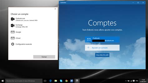 Calendrier Windows 10 Comment Synchroniser Vos Agendas Outlook Icloud