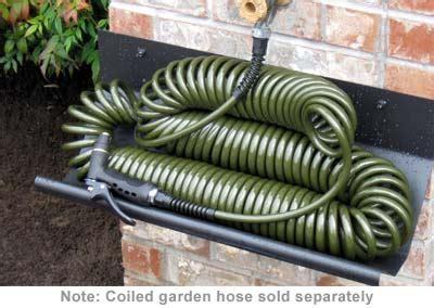 coiled garden hoses nozzles garden tools sprayers