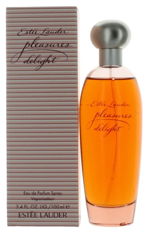 Parfum Estee Lauder Pleasure Delight pleasures delight by estee lauder for eau de parfum