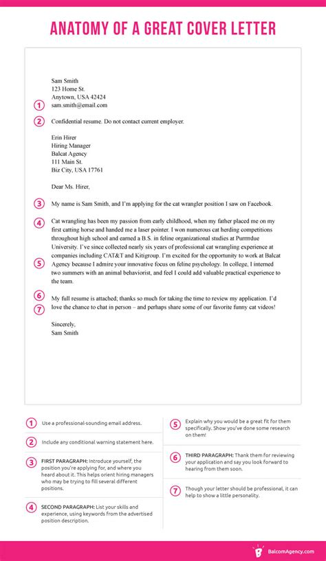 Cover Letter Breakdown 14 Resume Cover Letter Hacks From A Hiring Manager