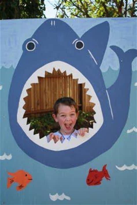 shark bean bag toss chaos with sprinkles pirate ideas