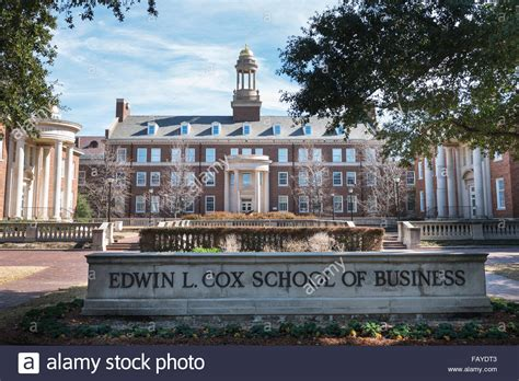 Cox Smu Mba Ranking by Edwin L Cox School Of Business Southern Methodist