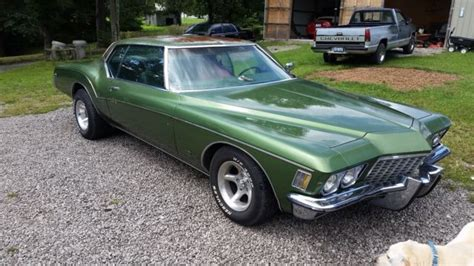 72 buick riviera boattail 1972 buick riviera gs boat with a 455 400 turbo a c