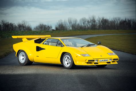 1981 Lamborghini Countach An Incredibly 1981 Lamborghini Countach Could Be