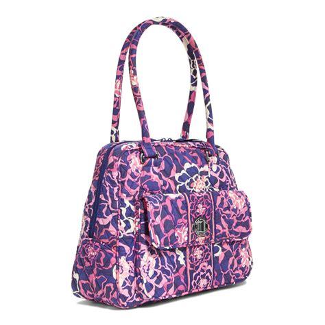 Vera Bradley Sweepstakes - vera bradley turnlock satchel bag 4 styles available 24 99 fs ebay